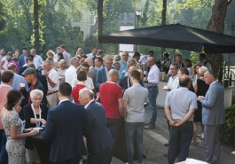 Verslag 74e RMcD Business Breakfast - 20 juni - Benthem Gratama advocaten en Van Lanschot-Kantoor Zwolle