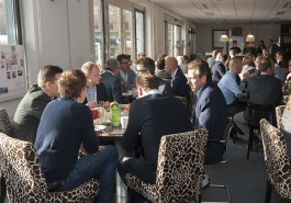 Verslag 62ste RMcD Business Breakfast - 19 april 2016