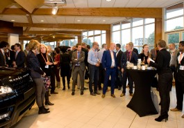 Verslag 36ste RMcD Business Breakfast- Land Rover Centre Zwolle