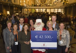 Verslag 38ste Ronald McDonald Business Breakfast - 17 december 2013