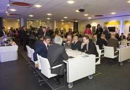 Verslag 39ste Ronald McDonald Business Breakfast - 21 januari 2014