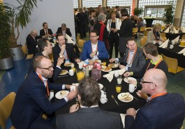 Verslag 41ste Ronald McDonald Business Breakfast - 18 maart 2014