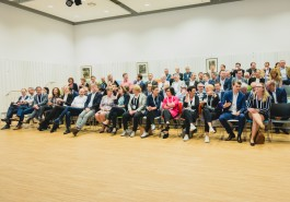 Verslag 82e RMcD Business Breakfast